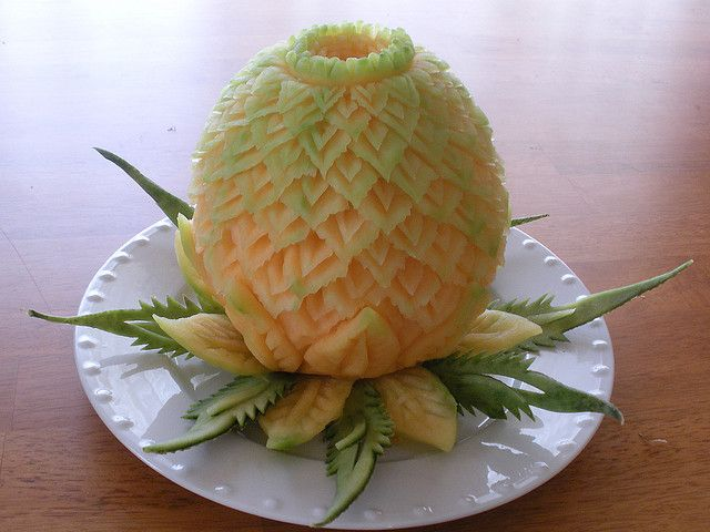 Melon Pineapple   Flickr - Photo Sharing!