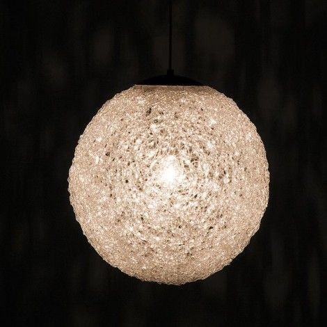 KARE Prague - Pendant Lamp Nido Clear
