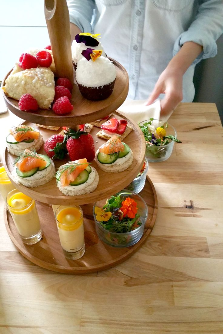 <p>Oh Happy Day hosted a this modern, spring-inspired tea party and I brought a bunch of pretty dainty things for the menu – tea party classics with the most colorful fresh spring ingredients and edible flowers. I know every time I post something I did with them I say LOOK …</p>