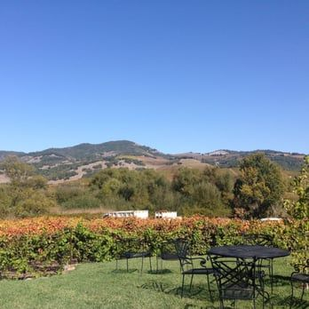 Photo of Deerfield Ranch Winery - Kenwood, CA, United States. Looking toward the Napa Valley