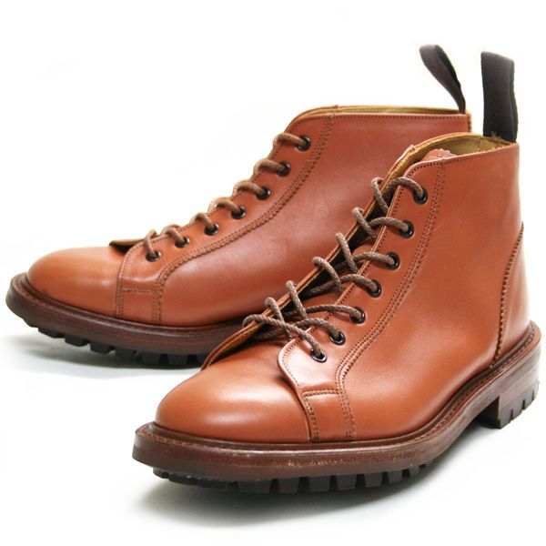 Trickers Monkey Boots