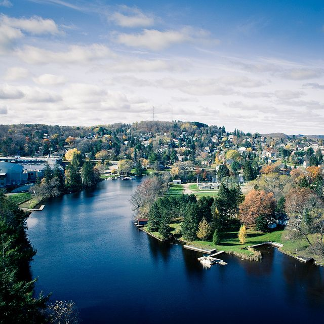 Huntsville, Ontario #travel. Another beautiful place I visited.✅
