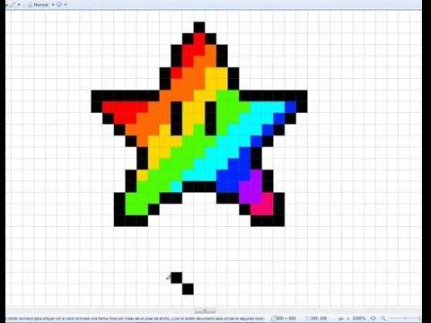 Resultado de imagen para dibujos pixelados de mario bros | DAVID ...