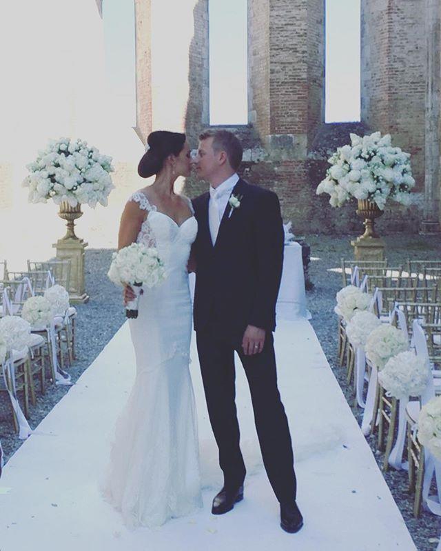 Mr and Mrs Räikkönen❤️