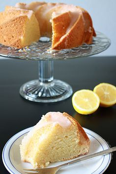 Citroen yoghurt cake | HandmadeHelen