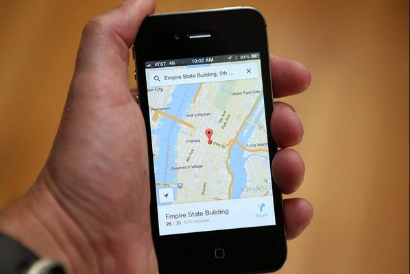 How to disable Google from tracking your location on Google Maps