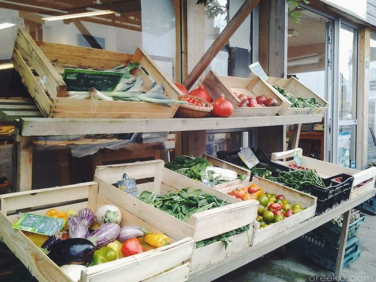 Bio Marche-ORGANIC GROCERY STORE – Carnac, France