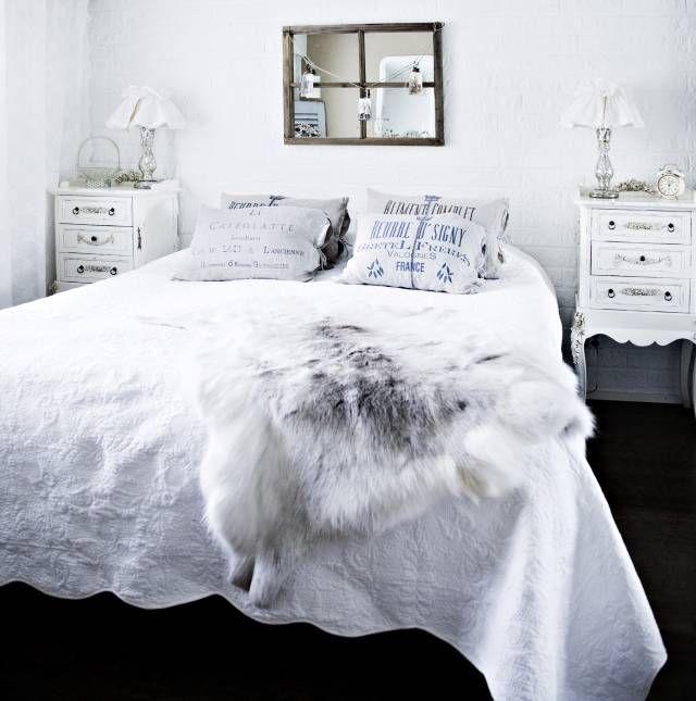 Romanttinen makuuhuone   Unelmien Talo&Koti