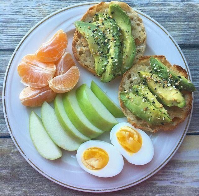39 schnelle gesunde Frühstücksideen & Rezept für geschäftige Morgen #Frühst