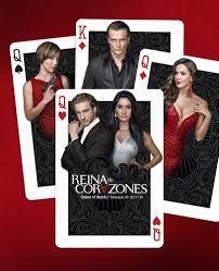 Reina de Corazones starring Eugenio Siller y Paola Nunez!!