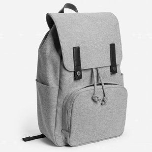 Or a neutral backpack, like this one. | Here Are The Best Bags And Packing Tips For Every Trip