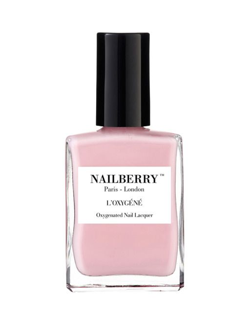 Nailberry Laitfraise - Oxygenated cream pink