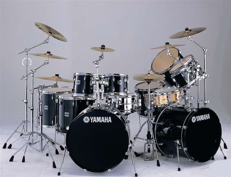 I think it would be fun to have a drum set like this, but I know from experience that I wouldn't be very good at it ;)