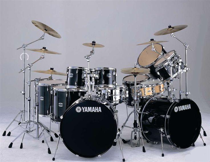 Drum Set..