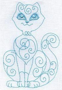 Kurly Kittens - Starlight Dreams | OregonPatchWorks