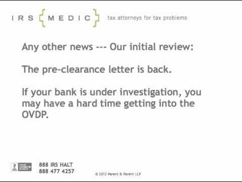\n        OVDP 2012 June 26, 2012 Updates Explained\n      - YouTube\n