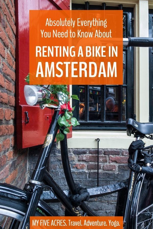 Amsterdam Bike Rental A First Timer S Guide With Images
