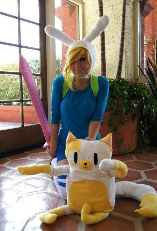 Adventure Time - Fionna by Jessica Nigri