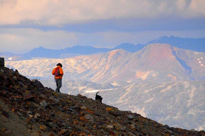 Chilkat Mountains, Alaska.   Photo by Tim Schumm.  Painting in Bella Coola. #Alaska   #pleinair #art #oilpainting #wilderness #adventure