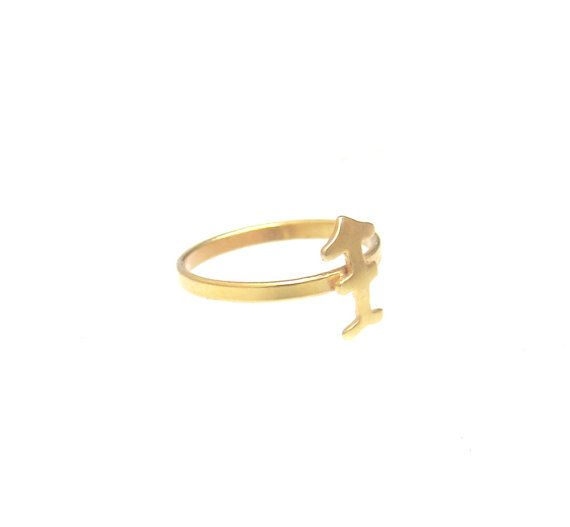 Sagittarius Ring  Minimal Design Jewelry  Zodiac by profoundgarden