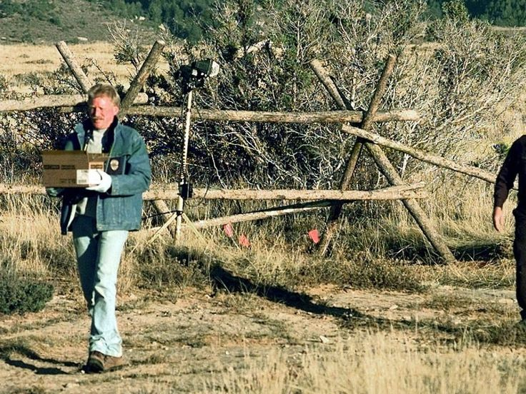 """The TRUTH about Matthew Shepard's murder: 'What it really came down to is drugs and money' - """"All three of them, Jimenez argues, were involved in Laramie's crystal meth subculture, as users and dealers. McKinney and Shepard may also have had a casual sexual relationship. """"."""
