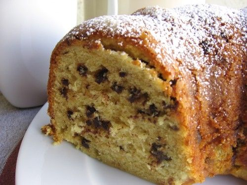 Low Fat Chocolate Cake Recipes From Scratch: Simple Banana Bundt Cake