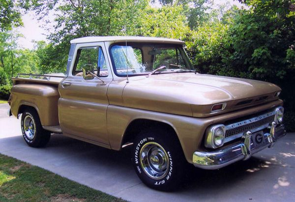 Customer Submitted Pictures of 1960-1966 Chevy Trucks
