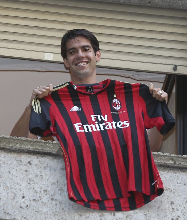 ~ Kaka has re-joined AC Milan ~