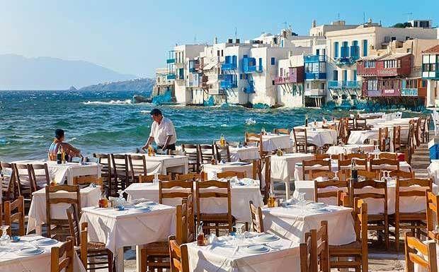 Mykonos restaurant recommendations