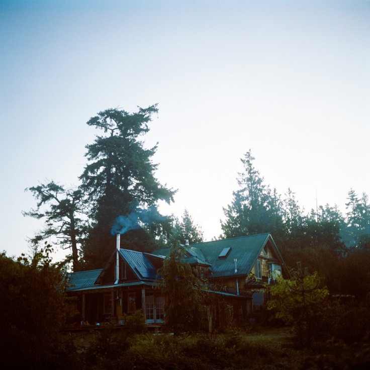 Lopez Island by Mikael Kennedy: Cabin Ideas, The Kennedys, Kennedy Location, Dream Houses, Mikael Kennedy