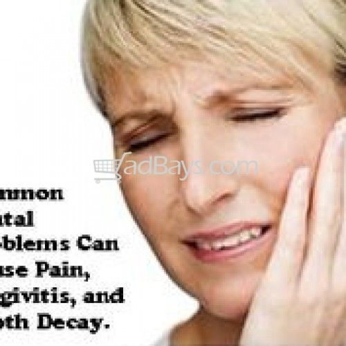Are You Suffering From Dental/Teeth Decay or Having Holes in Your Gum? Are You