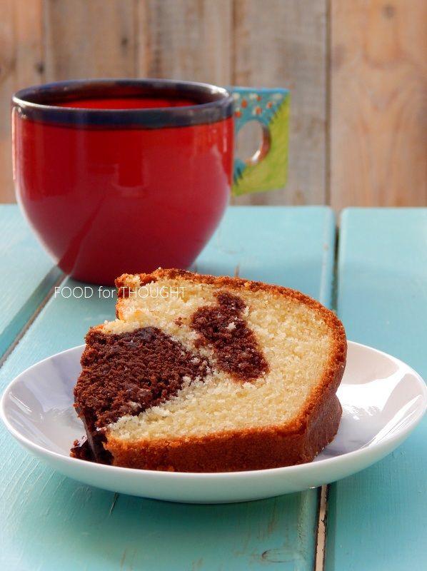 Food for thought: Κέικ καρύδας με κακάο