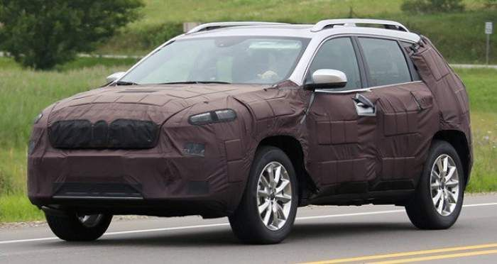 2018 Jeep Cherokee Review, Redesign