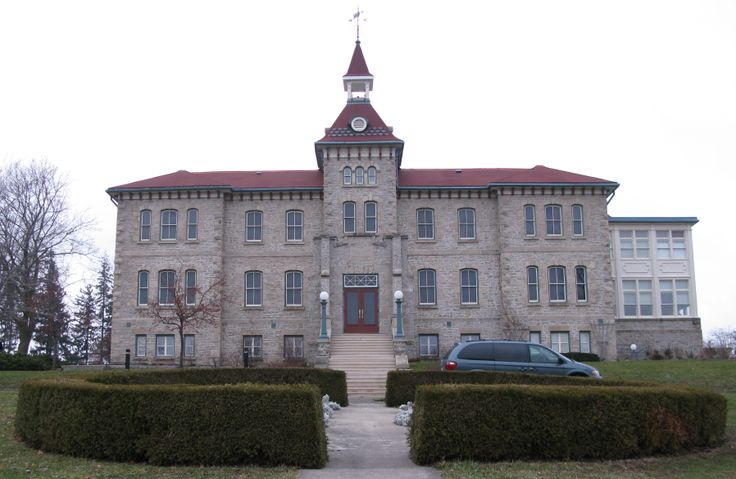 Wellington County Museum and Archives in Fergus, Ontario