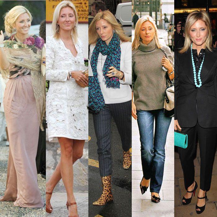 Marie-Chantal of Greece - Best Dressed