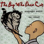 THE BOY WHO DREW CATS by Margaret Hodges, illus. by Aki Sogabe. Based on a legend about 15th century Japanese artist Seeshu Toyo, this story reminded me of THE HORSES OF HAN GAN: in that story, too, an artist's work is so realistic that it springs to life.