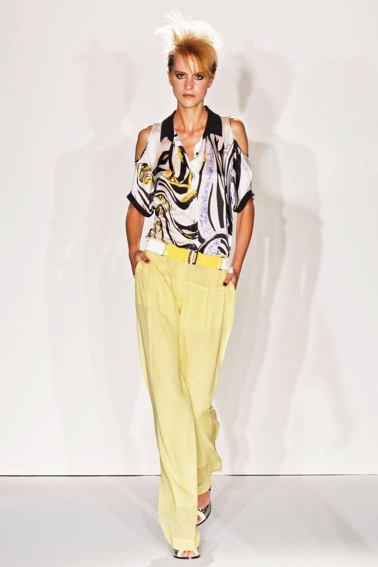 Paola Frani Spring 2013 RTW Collection - Fashion on TheCut
