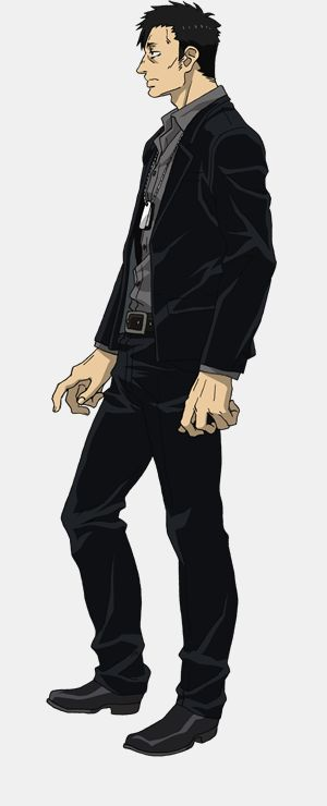 """Crunchyroll - """"Gangsta."""" Anime Visual and Additional Character Designs Posted"""