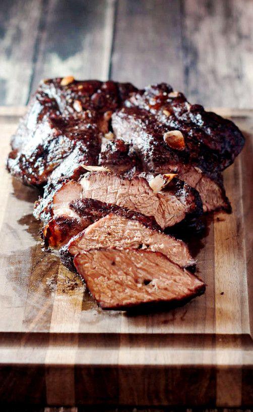 Rotisserie Beef Roast