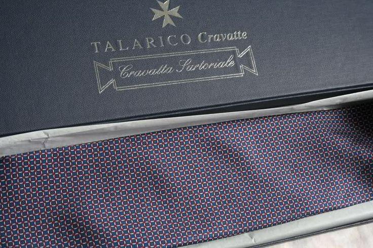 Rare Italian high end ties - Maurizio Talarico Roma