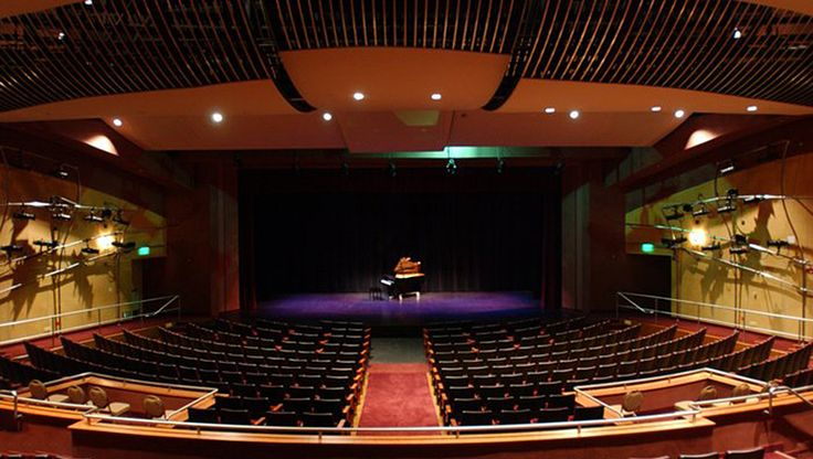 The Joan B Kroc Theatre Is A State Of The Art Venue With