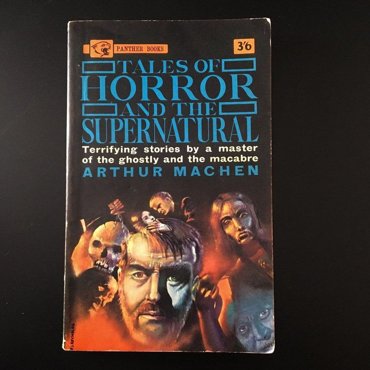 Tales Of Horror & The Supernatural