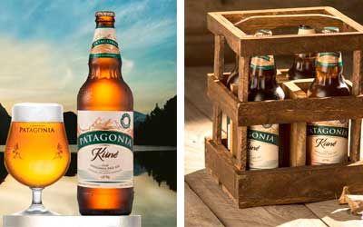 Tridimage crea el 3D Branding para la cerveza Patagonia Küné