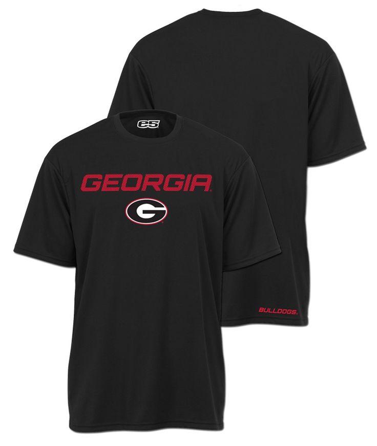Short Sleeve Performance Georgia Bulldogs T-Shirt