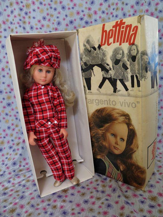 """Bettina 1° tipo mod."""" febbraio"""" in box"""