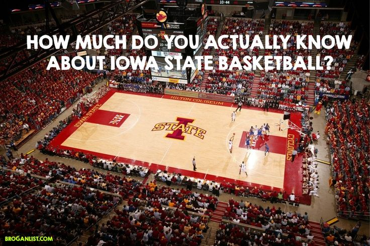 So you think you know a lot about Iowa State basketball?  Take our quiz and find out how you rate.