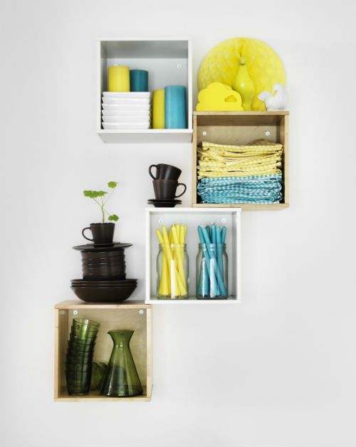 When Floor Space Is Limited, Use The Walls! With Their Easy To . Ikea  StorageWall ...