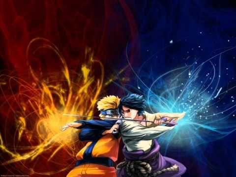 Naruto Shippuden OST 1 - Track 17 - Rakujitsu ( Setting Sun )