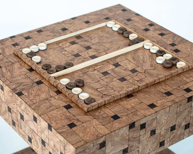 Шахматный стол «Кубик-Рубик»