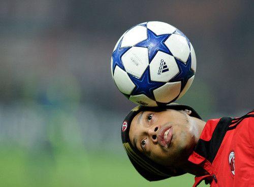 Ronaldinho Gaúcho - AC Milan days